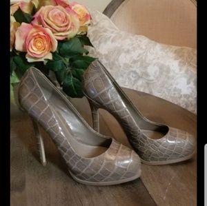 ALDO Snakeskin Heels